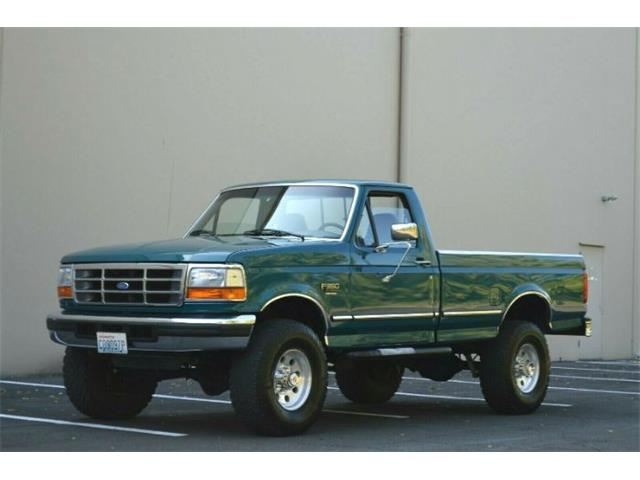Picture of '96 F350 - QRHN