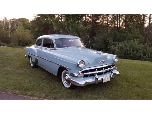 Picture of Classic 1954 Chevrolet 210 located in Michigan Offered by  - QRHQ