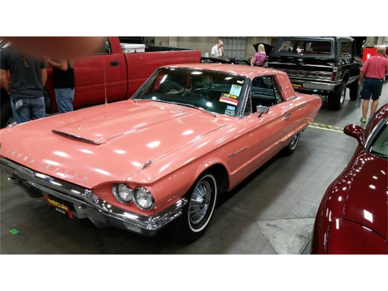 Large Picture of '64 Thunderbird - QRHR