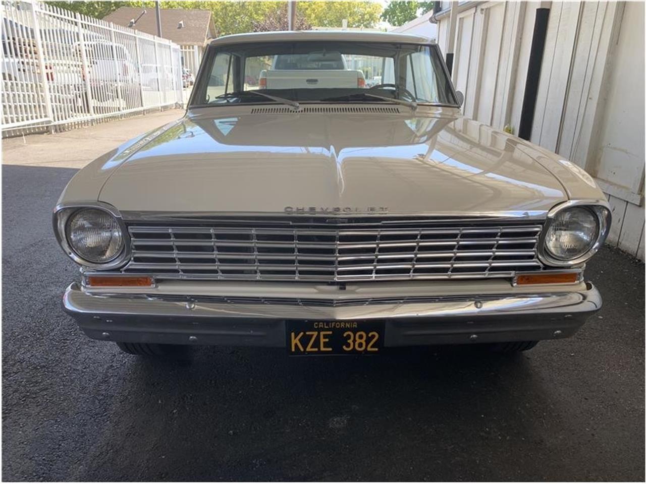 Large Picture of '63 Nova - QRHS