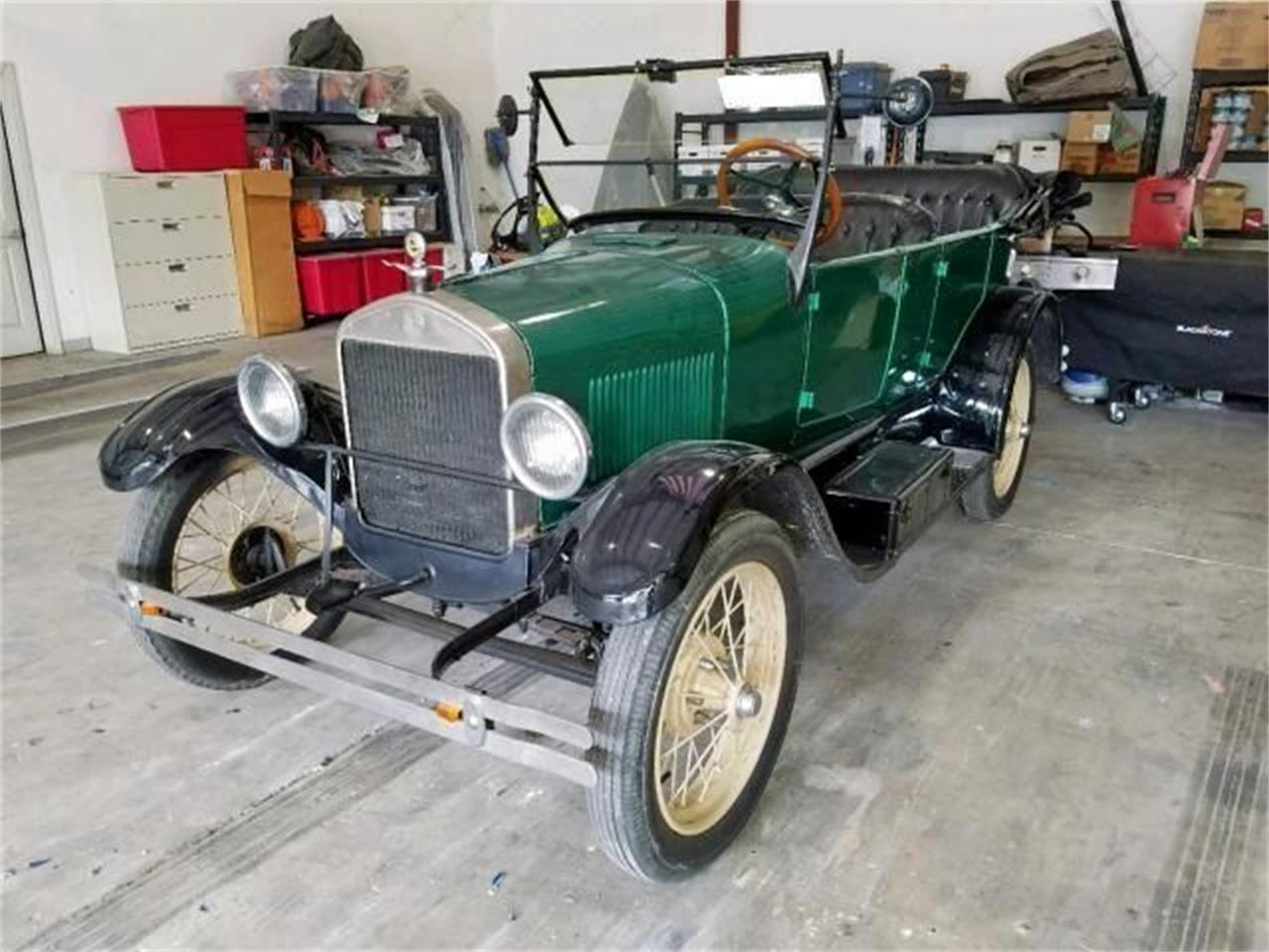 Large Picture of '27 Model T - QRI7