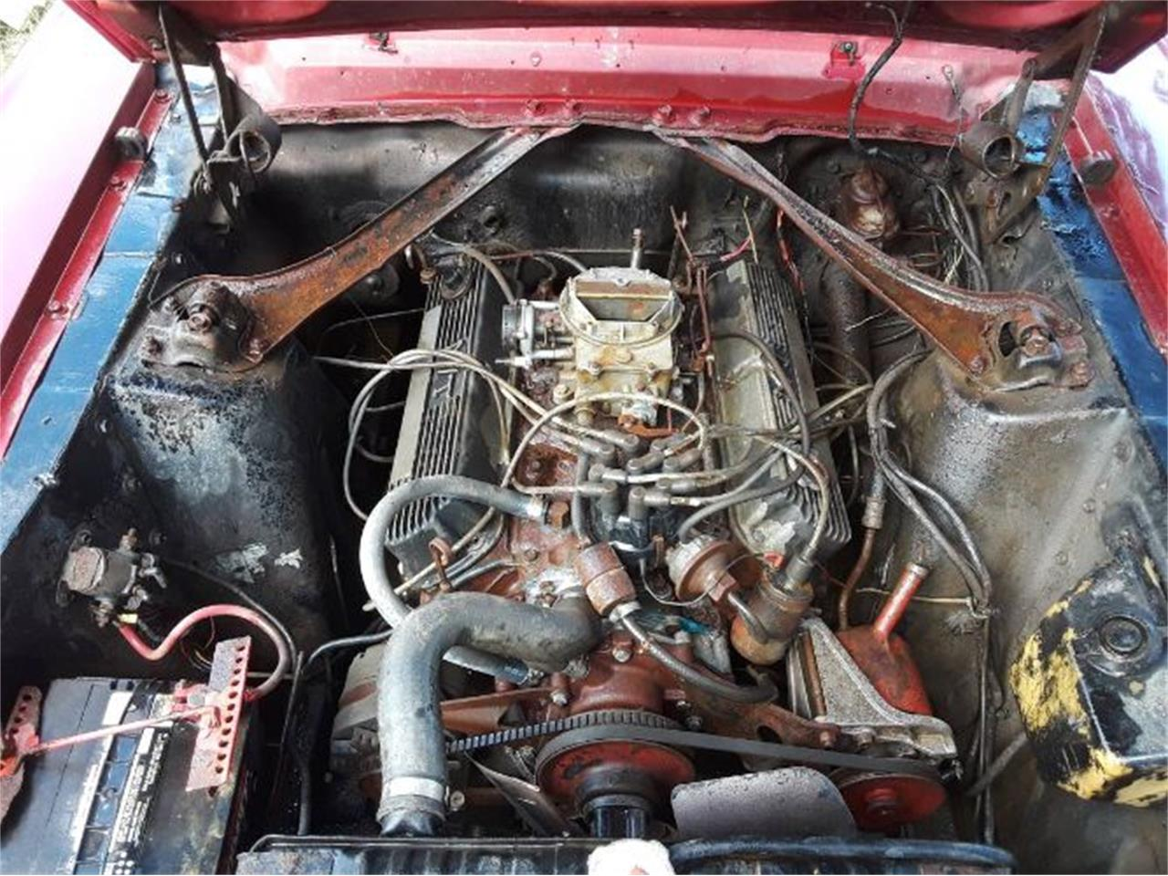 Large Picture of '67 Mustang - QRID