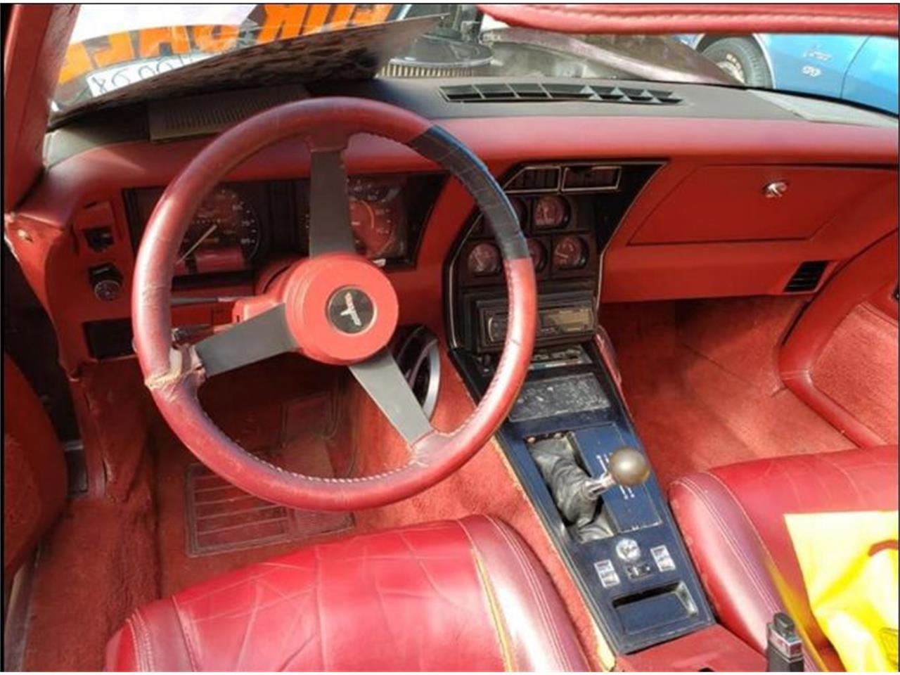 Large Picture of '81 Corvette - QRIF
