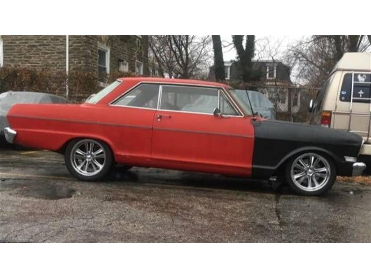 Large Picture of '64 Nova - QRIN