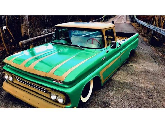 1961 Chevrolet C10