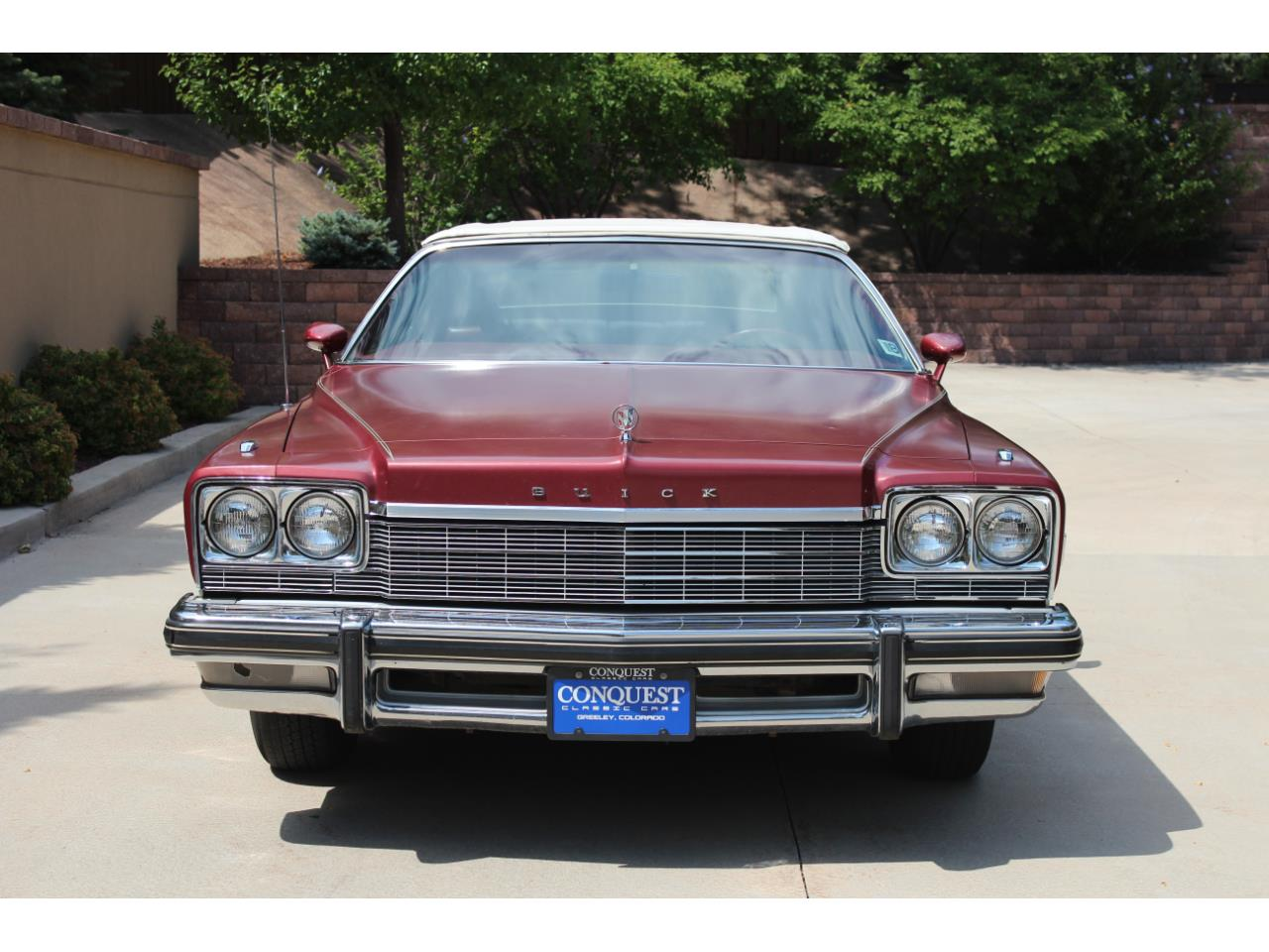 Large Picture of '75 LeSabre - QRIS