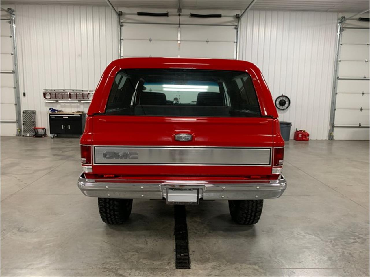 Large Picture of '82 GMC Jimmy - QRIT
