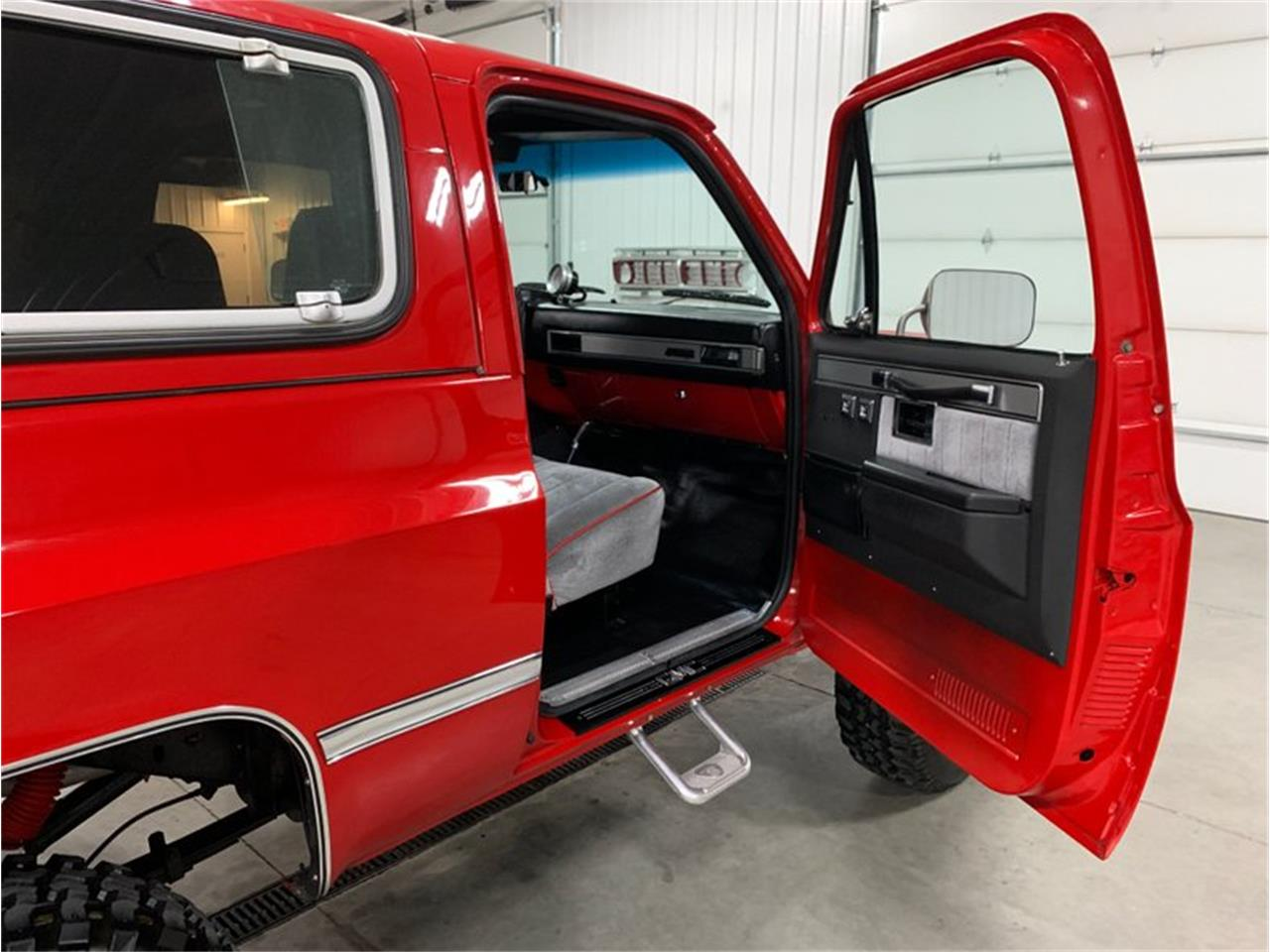 Large Picture of 1982 GMC Jimmy located in Holland  Michigan Offered by 4-Wheel Classics - QRIT