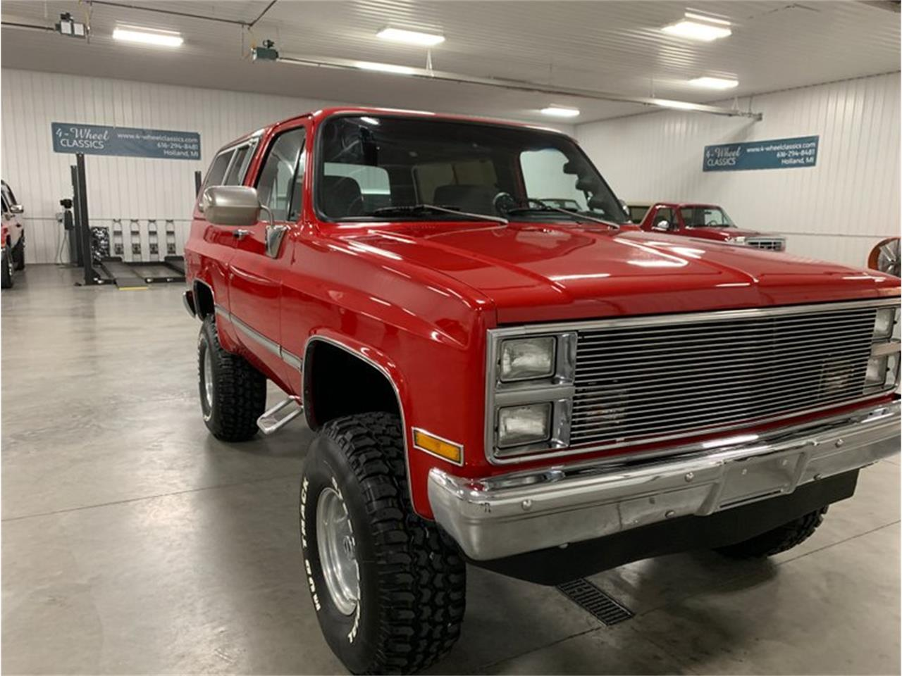 Large Picture of '82 GMC Jimmy located in Michigan - $18,900.00 - QRIT