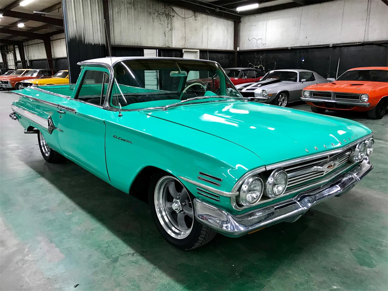 Large Picture of '60 El Camino - QRJB