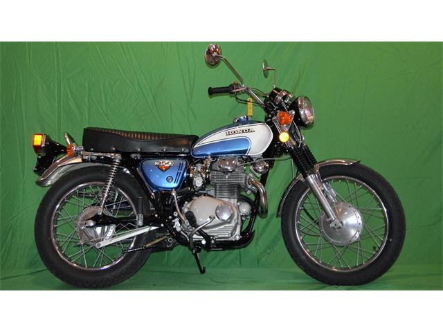 Picture of Classic 1973 Honda CL350 located in Conroe Texas Offered by  - QRJC