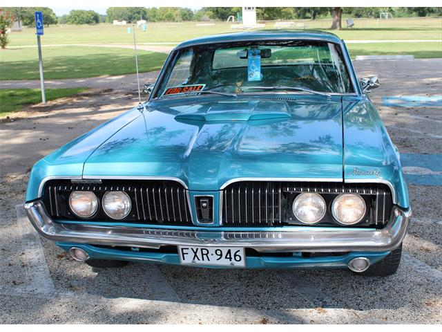 Picture of Classic 1967 Cougar XR7 located in Richmond Texas - $23,500.00 - QRJI