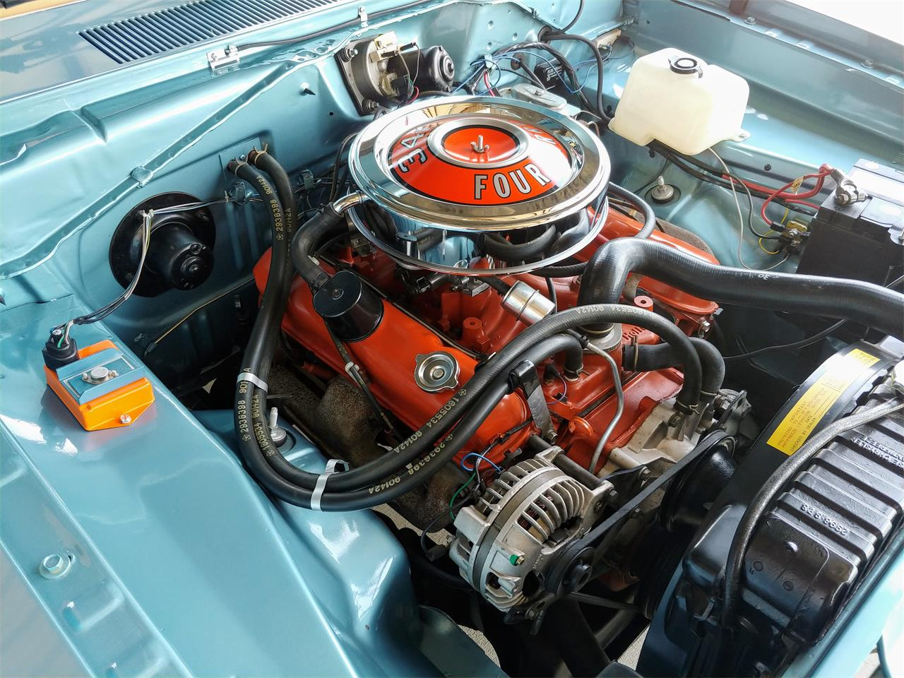 Large Picture of '70 Duster - QRJK