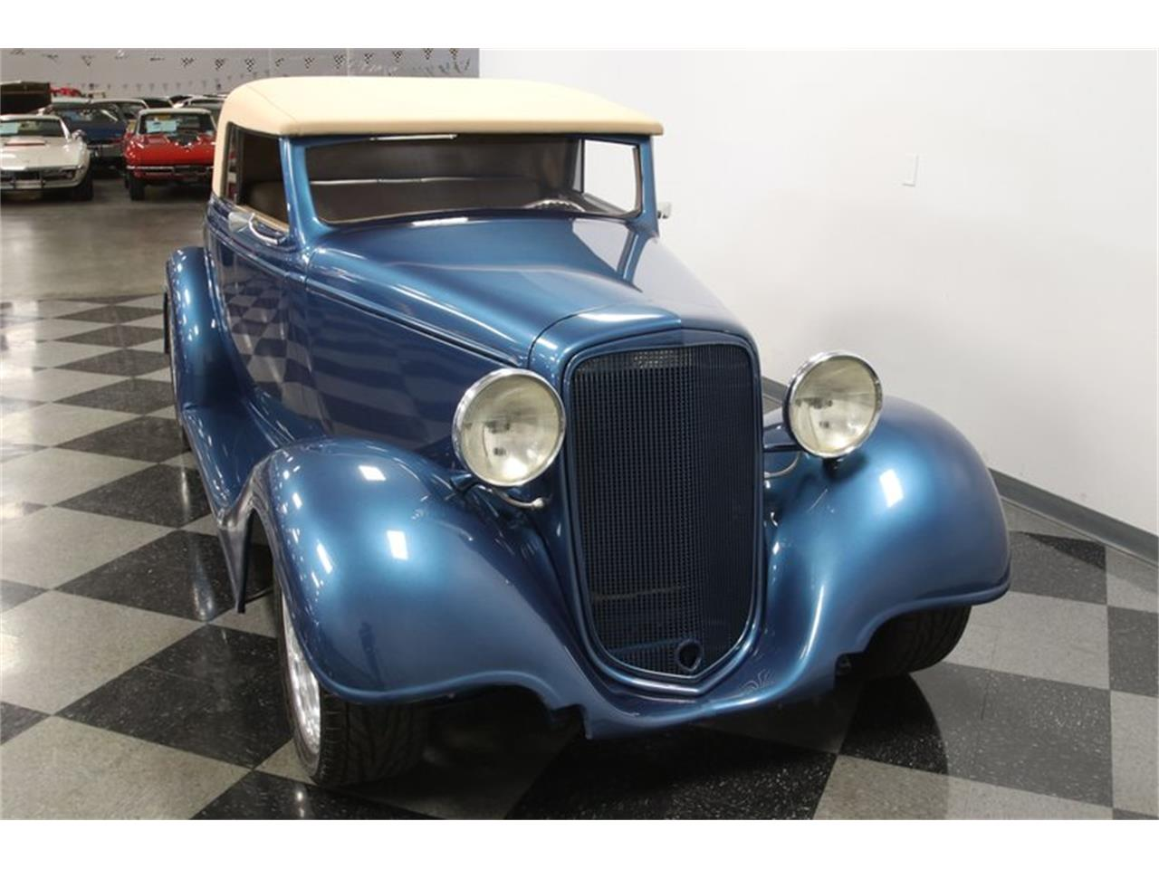 Large Picture of '34 Master - QRK4