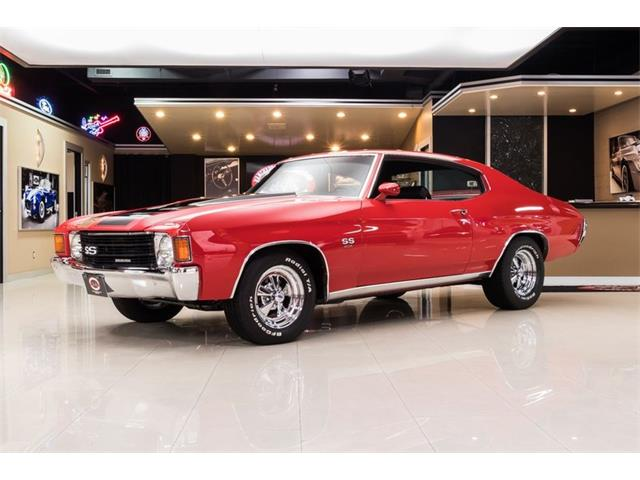 Picture of '72 Chevrolet Chevelle located in Michigan - QRKA