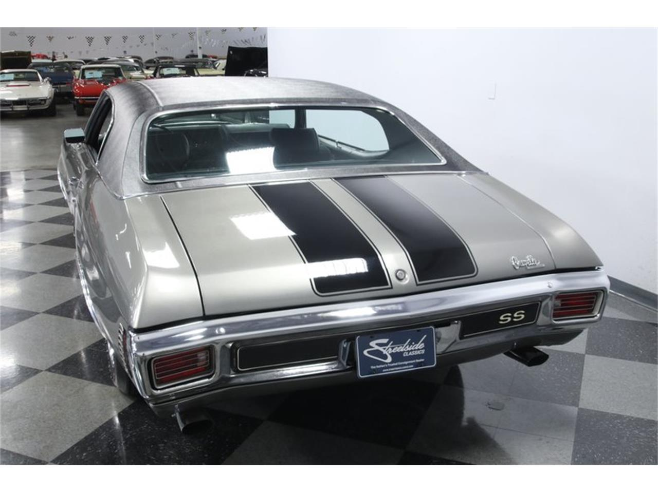Large Picture of '70 Chevelle - QRKD