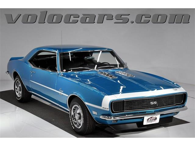 Picture of '68 Chevrolet Camaro - $59,998.00 Offered by  - QRKJ