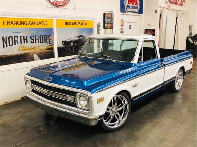 Picture of 1970 Chevrolet Pickup located in Illinois - $26,750.00 - QRKR