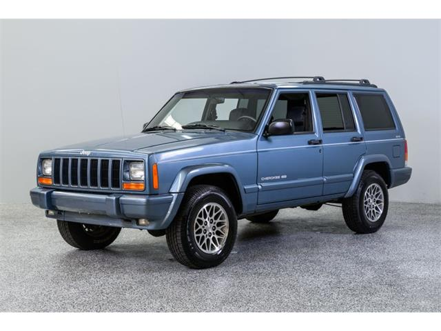 Picture of '99 Cherokee - QRLD