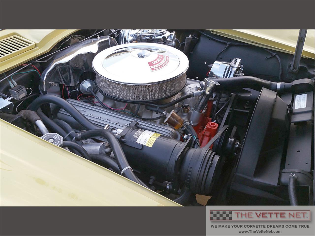 Large Picture of '66 Corvette - QRLT