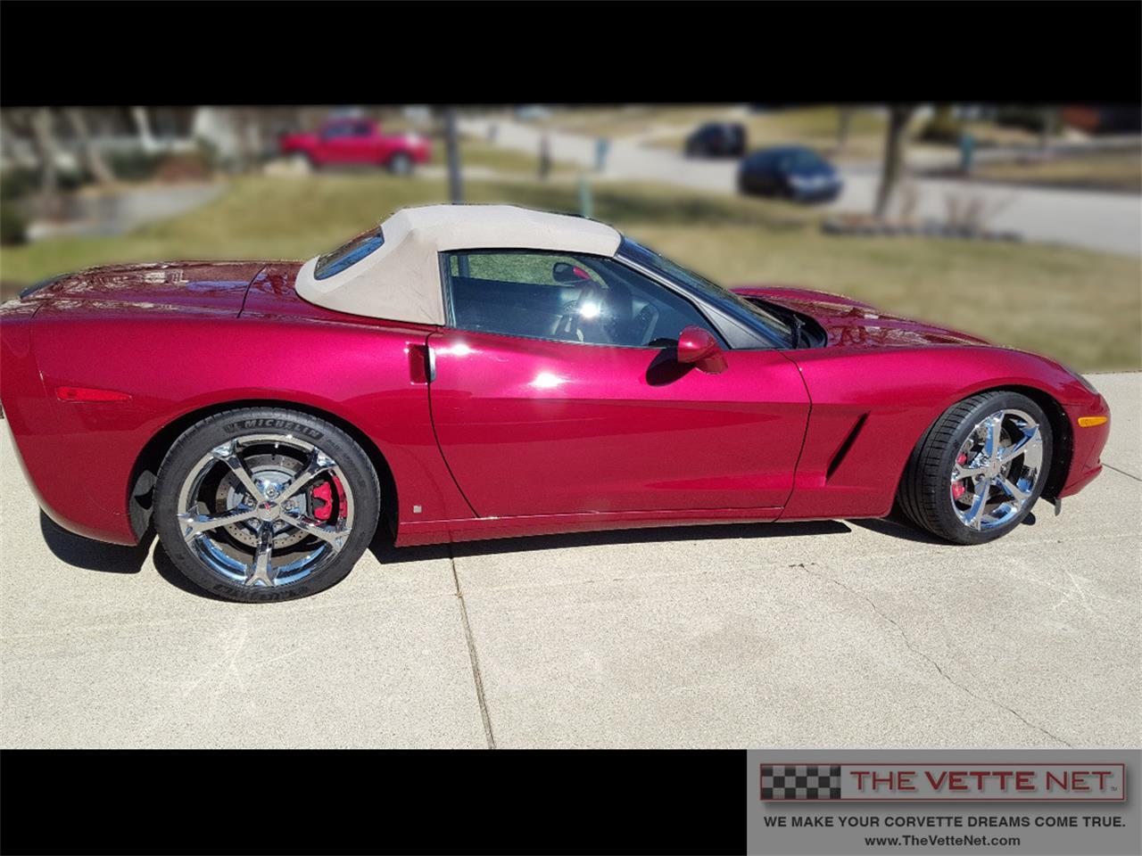 Large Picture of '09 Corvette - QRLU