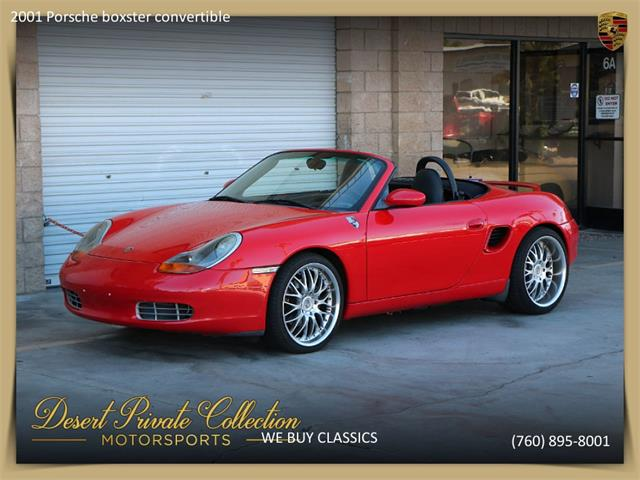 Picture of '01 Boxster - QRM5