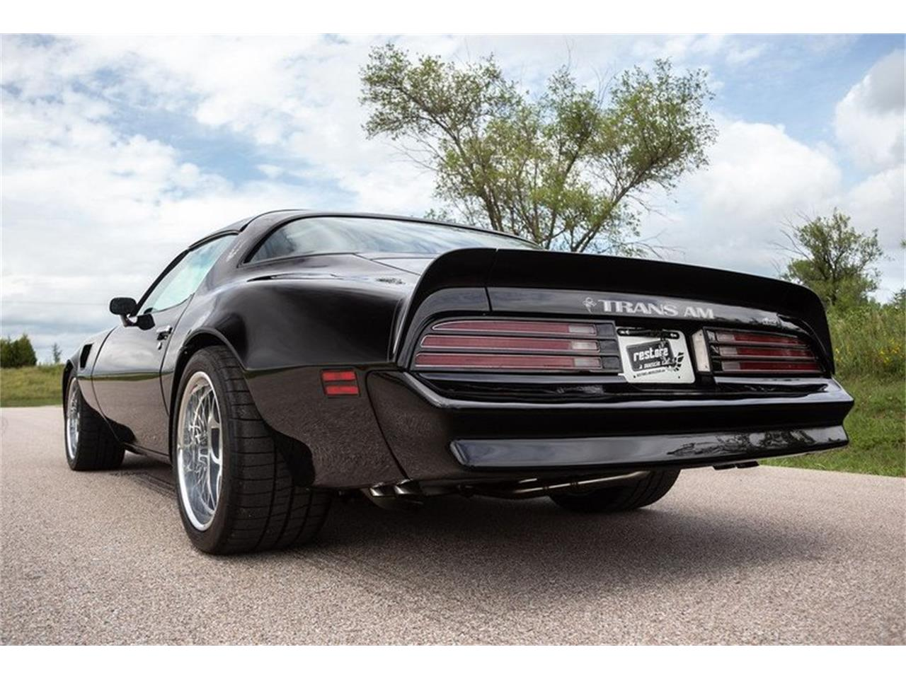 Large Picture of '77 Firebird Trans Am - QRM7