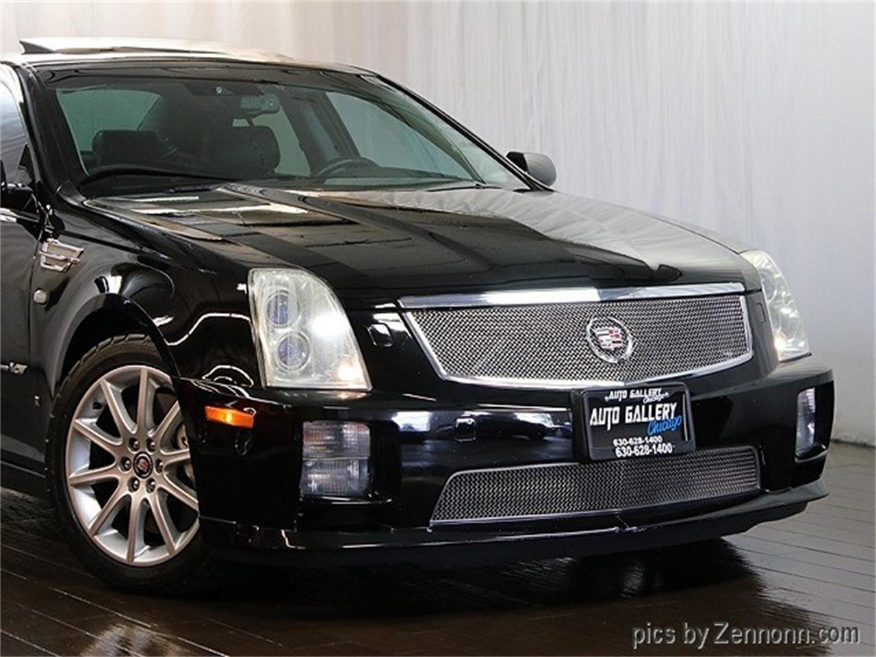 Large Picture of '08 Cadillac STS Offered by Auto Gallery Chicago - QRMF