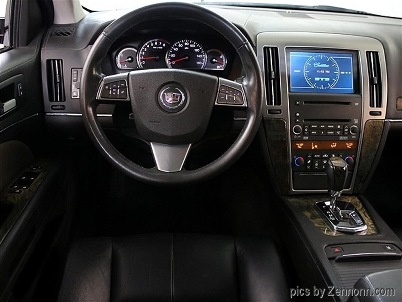 Large Picture of '08 Cadillac STS - QRMF