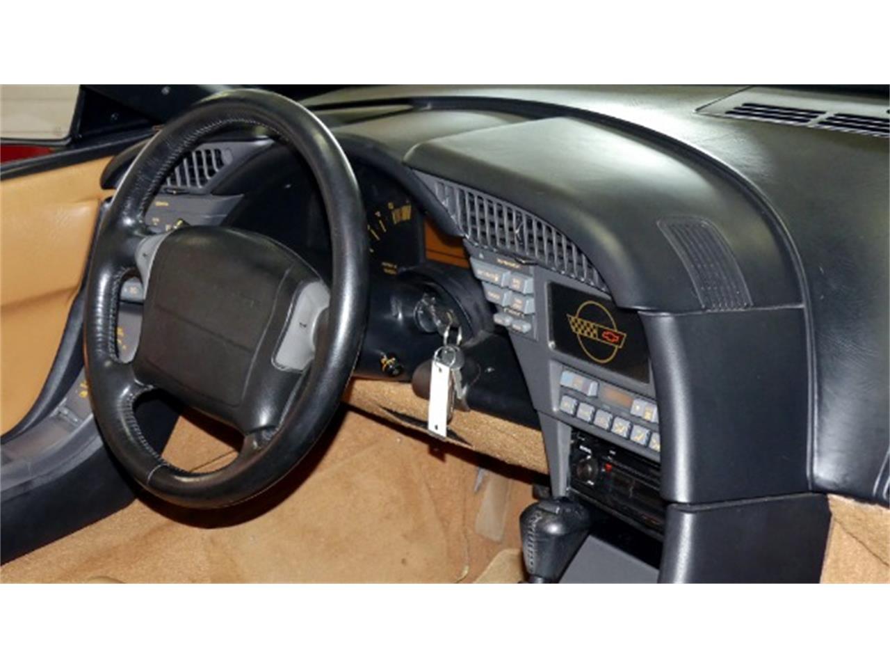 Large Picture of '91 Corvette - QRMG