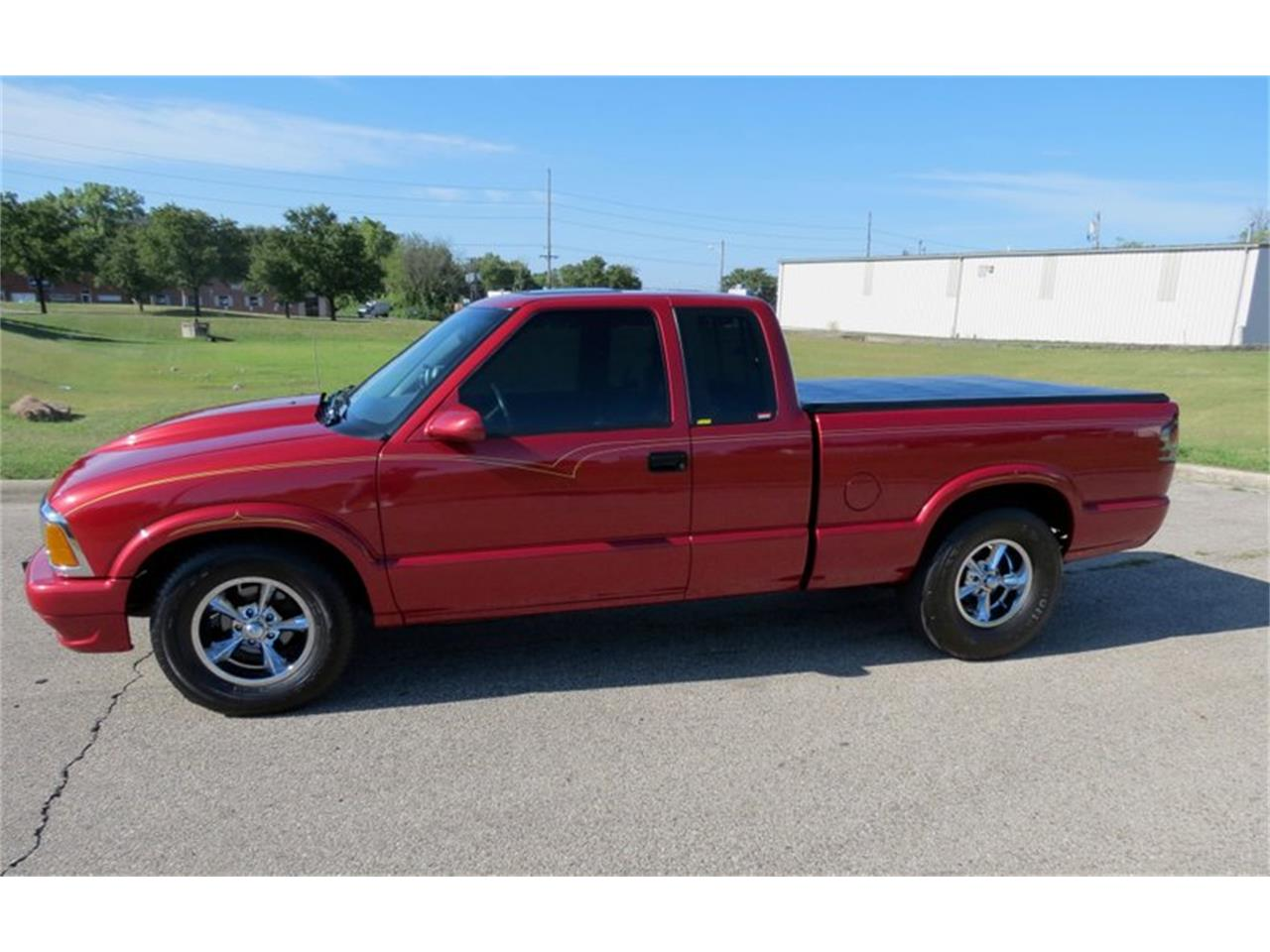 Large Picture of '96 S10 - QRMJ
