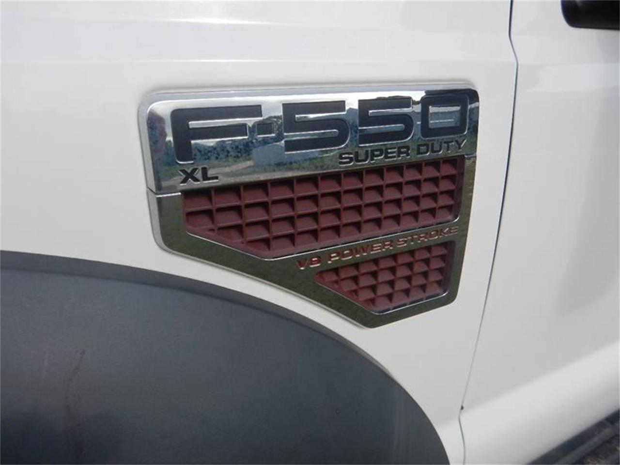 Large Picture of 2009 Ford F550 Offered by Kinion Auto Sales & Service - QRML