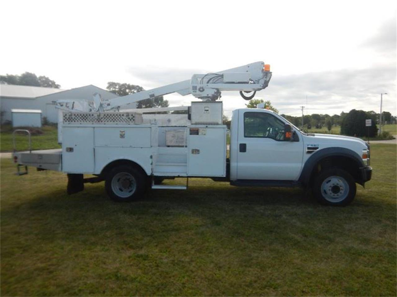 Large Picture of '09 F550 located in Iowa - $22,995.00 Offered by Kinion Auto Sales & Service - QRML
