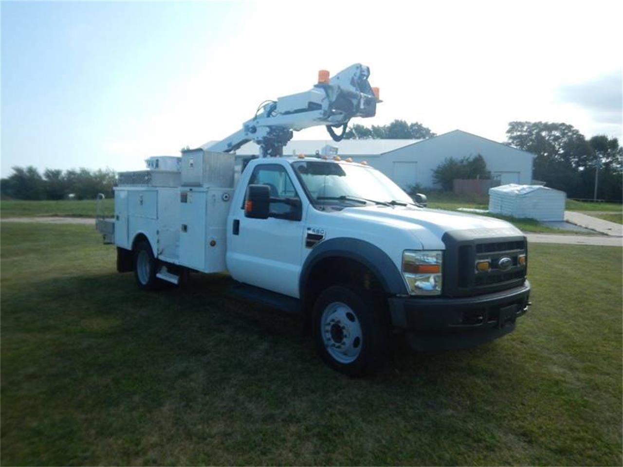Large Picture of 2009 F550 located in Iowa Offered by Kinion Auto Sales & Service - QRML