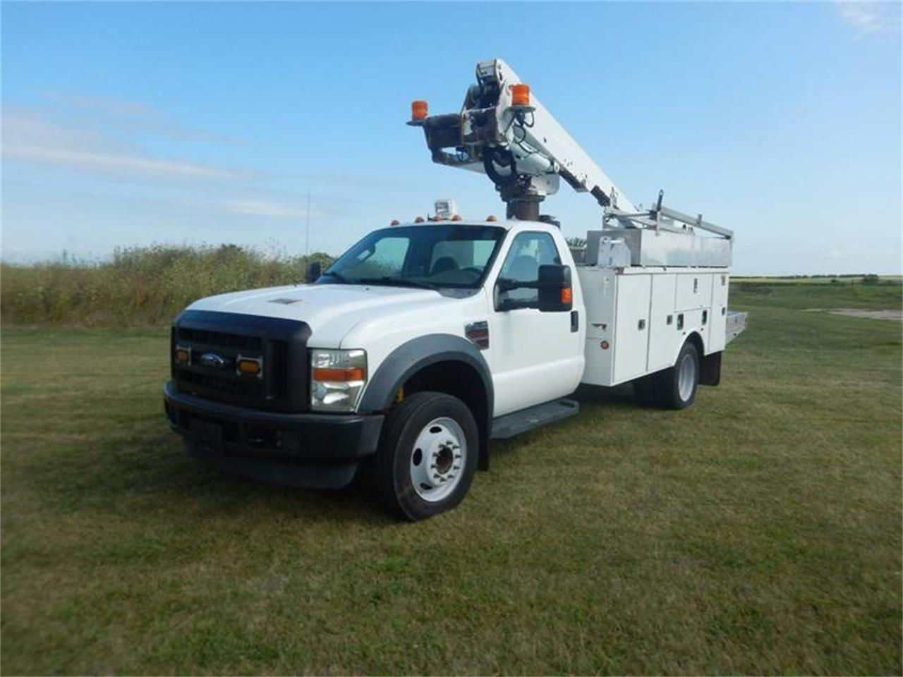 Large Picture of '09 F550 located in Iowa Offered by Kinion Auto Sales & Service - QRML