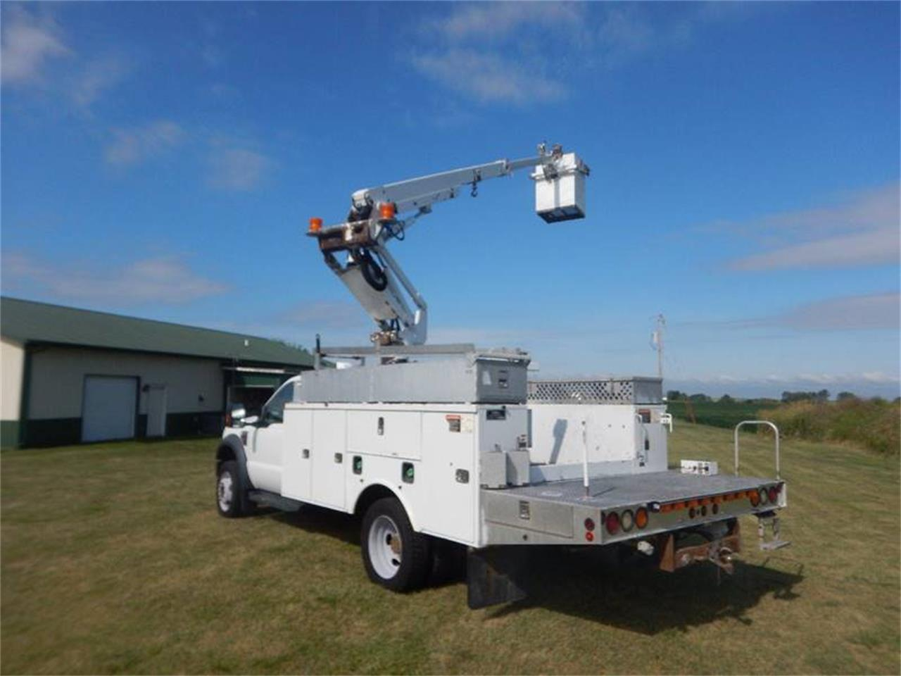 Large Picture of 2009 F550 Offered by Kinion Auto Sales & Service - QRML