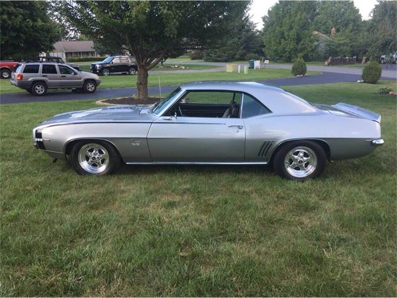 Large Picture of '69 Camaro SS - QRMM
