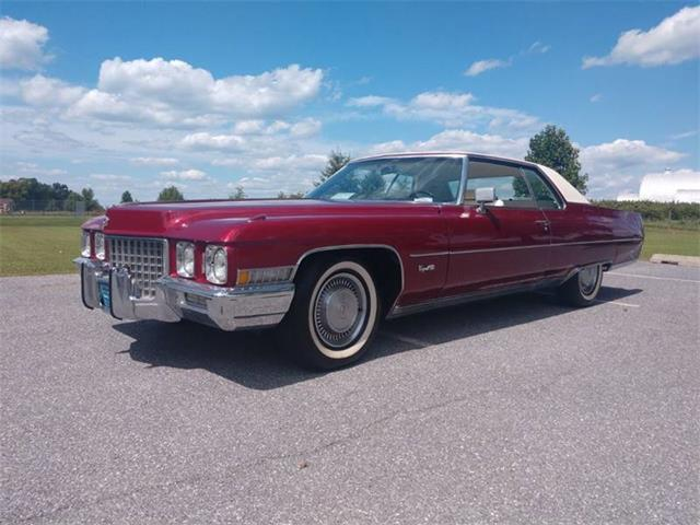Picture of Classic '71 Cadillac DeVille located in Maryland - QRMN