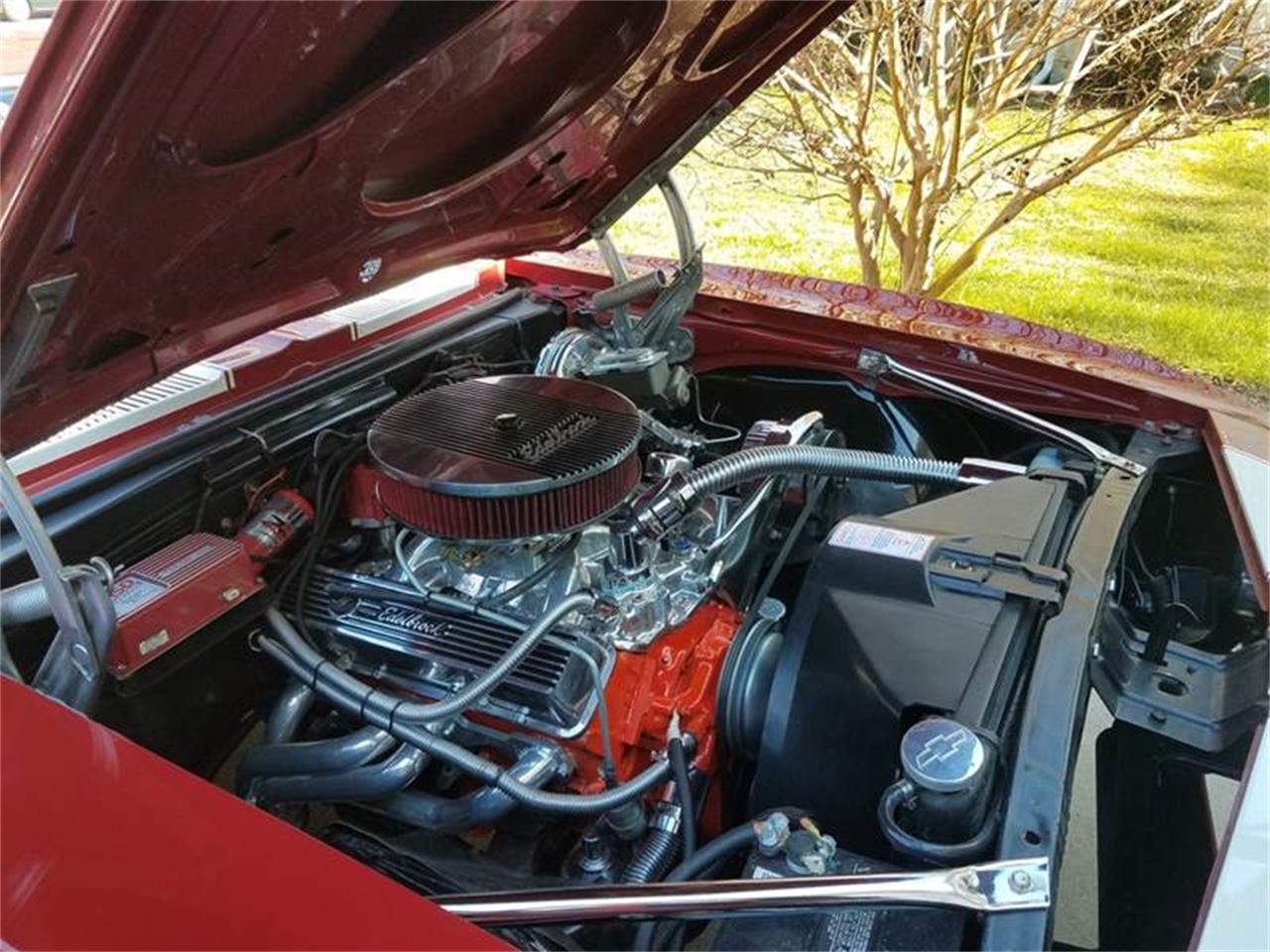 Large Picture of '67 Camaro - QRMO