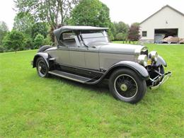 Picture of Classic 1925 Model L located in Clarksburg Maryland - QRMP