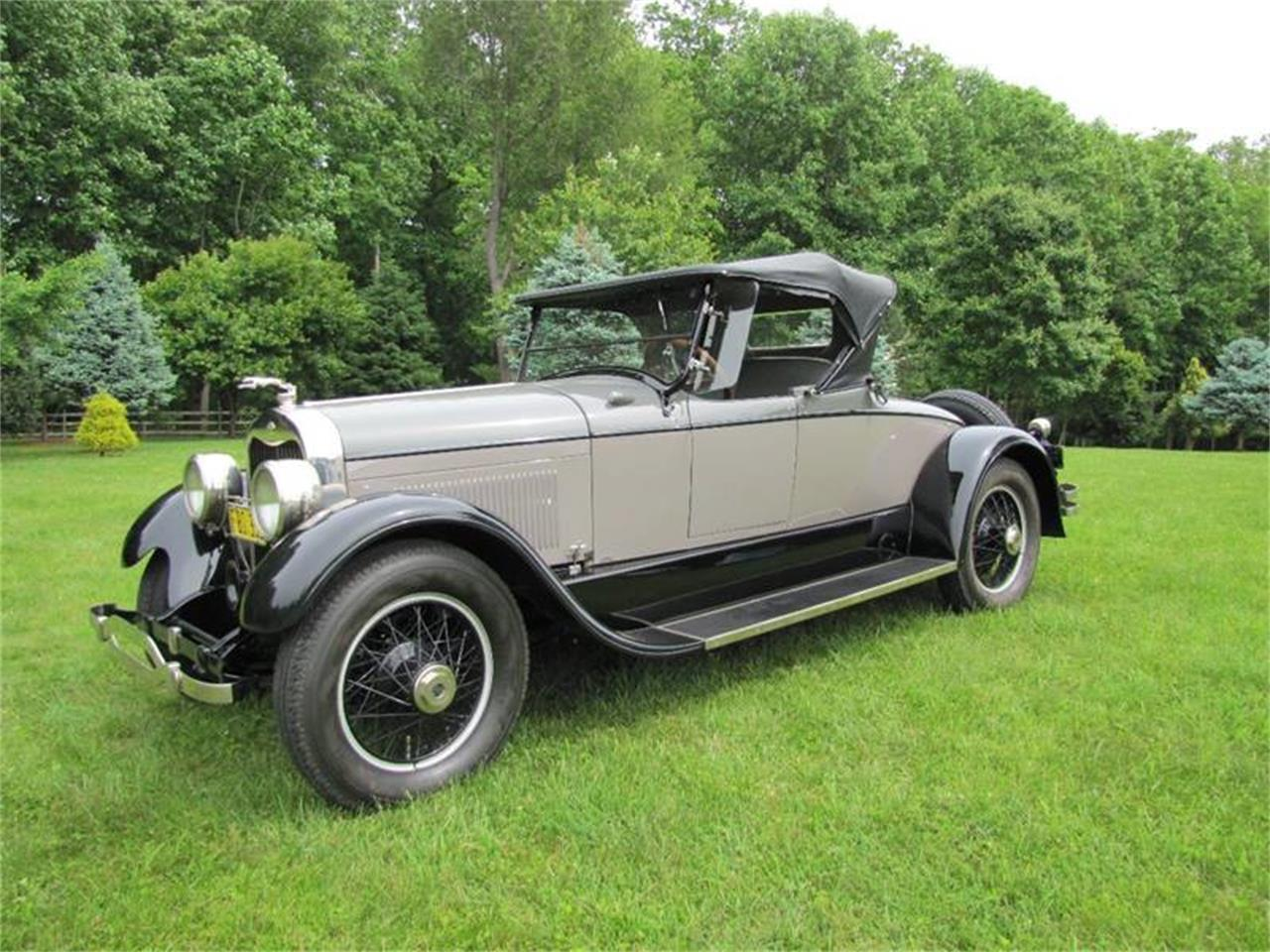 Large Picture of 1925 Lincoln Model L - QRMP