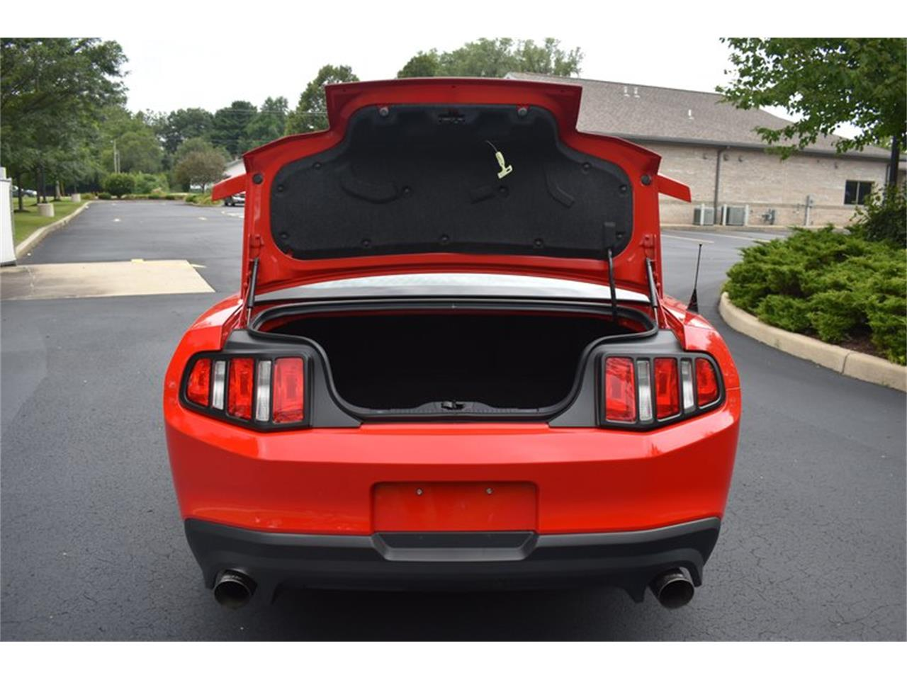 Large Picture of '12 Mustang - QRMT