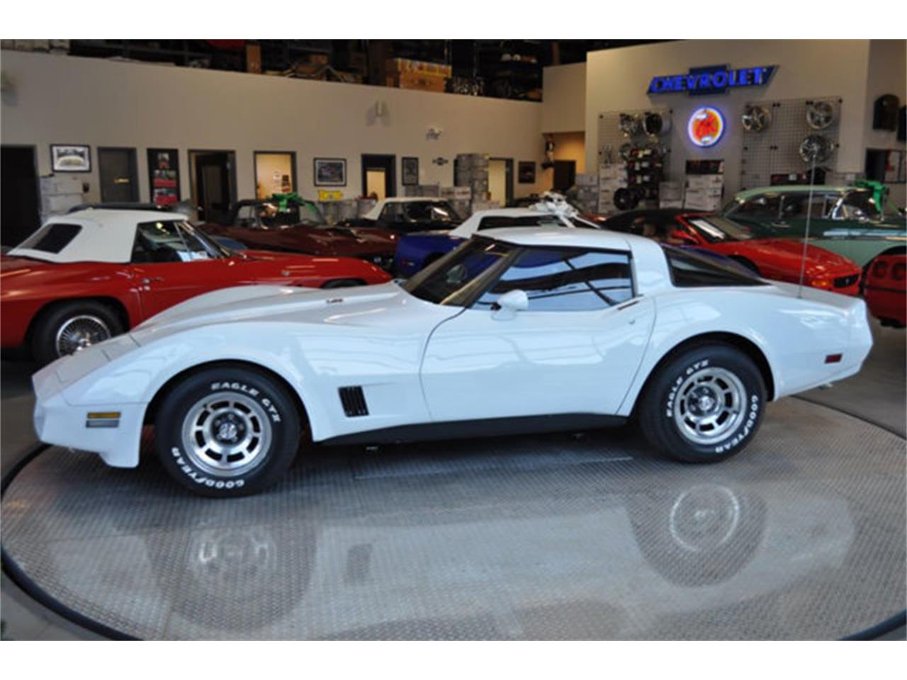 Large Picture of '81 Corvette - QRMY