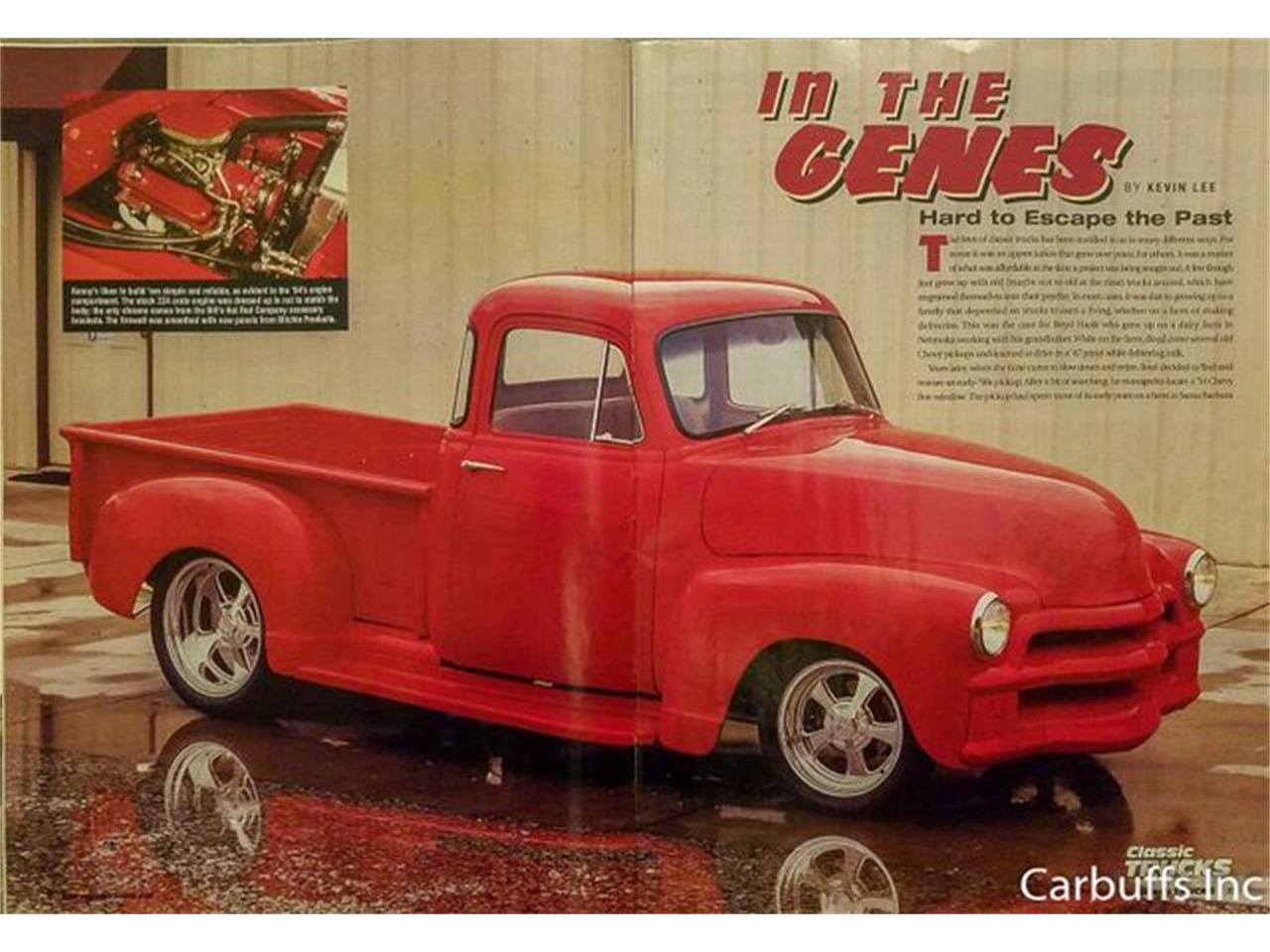 Large Picture of '54 Truck - QRN0
