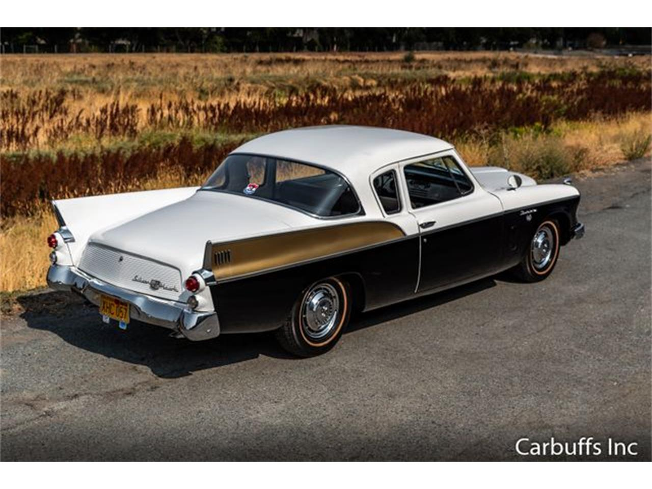 Large Picture of '57 Silver Hawk - QRN2