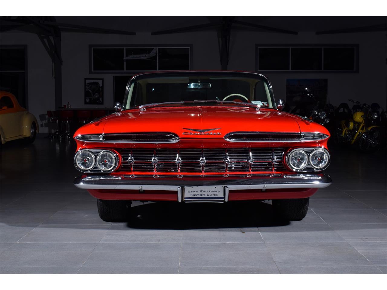 Large Picture of '59 Impala - QRND