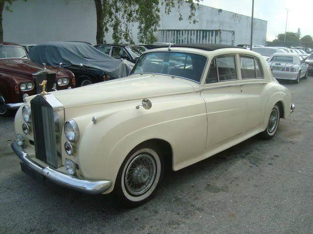 Picture of '61 Rolls-Royce Silver Cloud II - QRNH