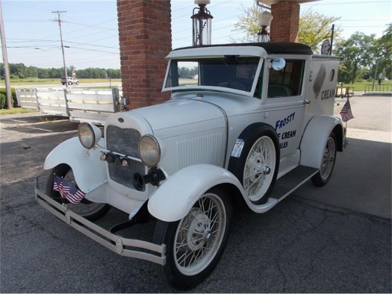 Large Picture of '29 Model A - QRNK