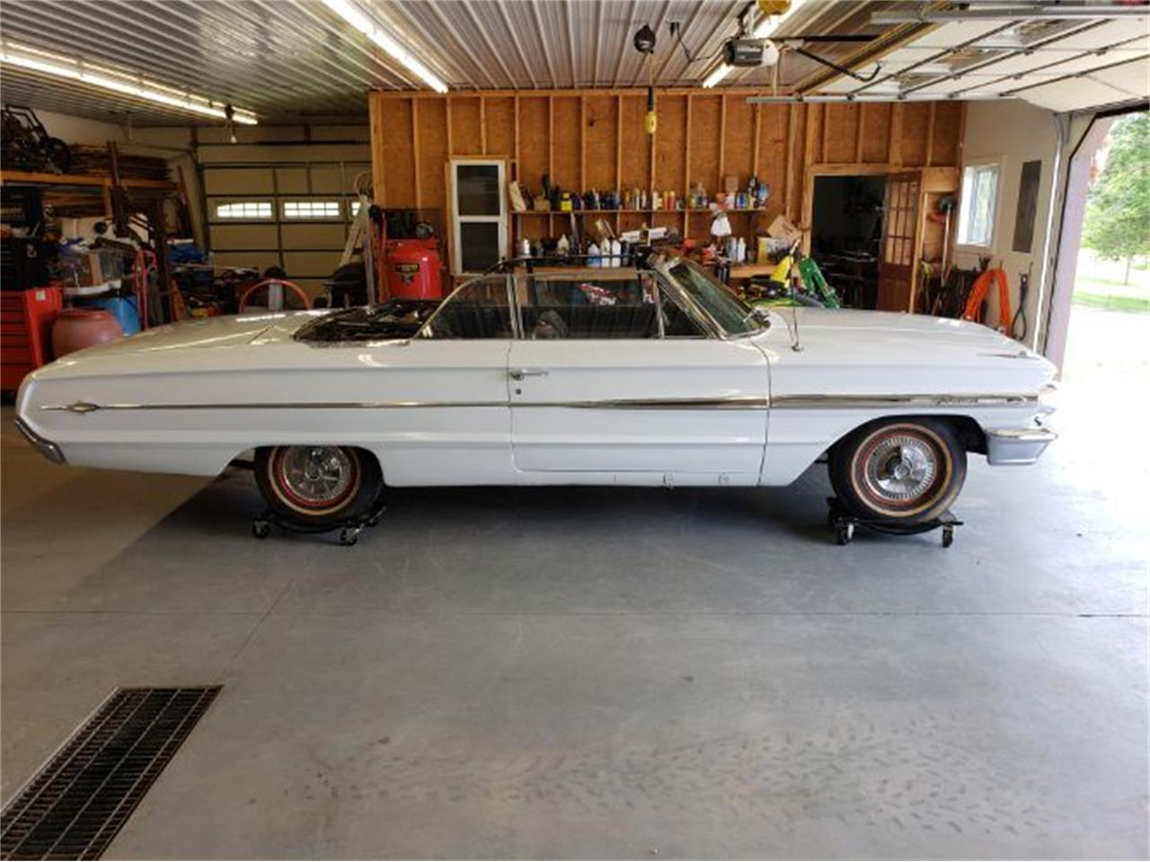 Large Picture of '64 Galaxie - QRO9
