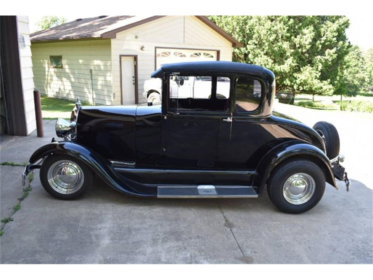 Large Picture of '29 Model A - QROC